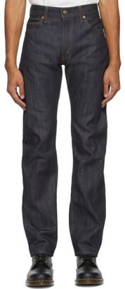 Levi's Clothing Blue Rigid 1954 501 Jeans