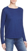 J Brand Crete Long Sleeve Tee