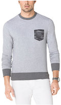 Michael Kors Camouflage-Pocket Sweater