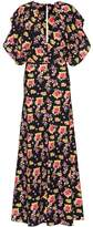 Dodo Bar Or Floral printed jersey maxi dress