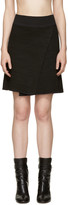 Isabel Marant Black Knit Cashlin Skirt