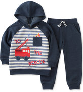 Kids Headquarters 2-Pc. To The Rescue Hoodie and Jogger Pants Set, Baby Boys (0-24 months)