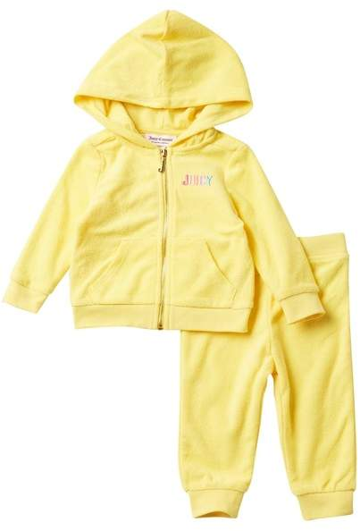 Juicy Couture Hoodie & Pants 2-Piece Set (Toddler Girls)