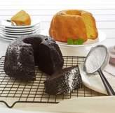 Tortuga 16 oz. Chocolate Rum Cake and 16 oz. Golden Rum Cake