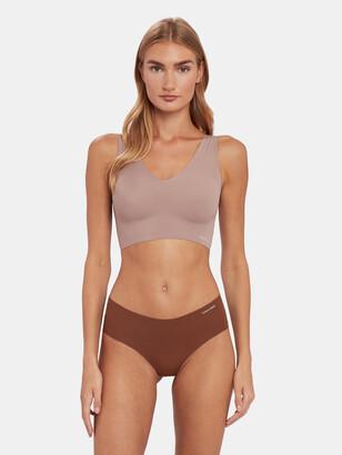 Calvin Klein Underwear Invisible Hipster Underwear