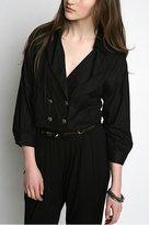 Urban Outfitters Mirror/Dash Crop Jacket