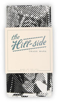 Toms The Hill-Side x Big Halftone Floral Print Pocket Square
