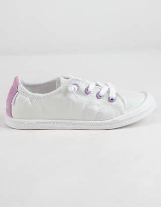 Roxy DISNEY x Bayshore III White Girls Shoes