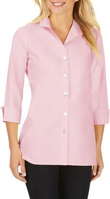 Foxcroft Pandora Non-Iron Cotton Shirt