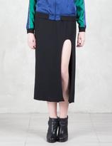 Opening Ceremony Talene Slit Maxi Skirt