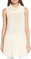Billabong &Sidewaze Love& Cowl Neck Sleeveless Tunic