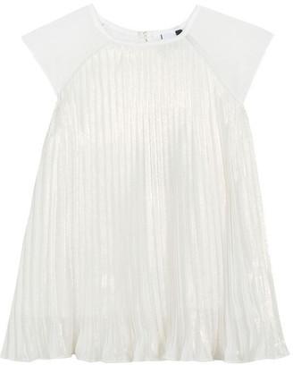 3 Pommes Baby Girl Broken White Dress