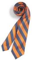 Nordstrom Boy's Stripe Silk & Cotton Tie