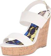 Madden-Girl Women's Element Wedge Sandal