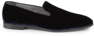 To Boot Lucca Velvet Loafers