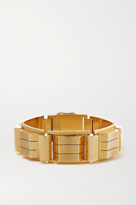 Fred Leighton Retro 18-karat Gold Bracelet - one size