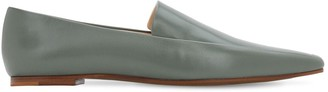 The Row 10mm Minimal Leather Loafers