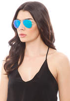 Ray-Ban RB3025 Aviator Flash Lenses 55 mm Sunglasses