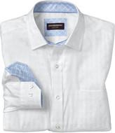 Johnston & Murphy Tonal Basketweave Shirt