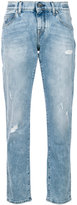 Jacob Cohen slim-fit light-wash jeans