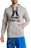 Reebok Logo Hoodie Sweater
