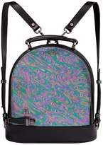 Martella Bags Multicolour Leather Backpack