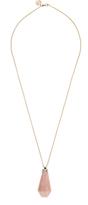 Jade Jagger Diamond, opal & yellow-gold Never Ending necklace
