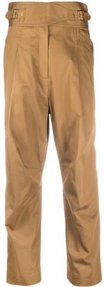 Zimmermann High-Waisted Trousers