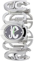 Just Cavalli Women's R7253421525 Link Quartz Black Dial Watch