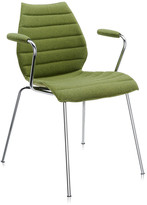 Kartell Maui Soft Armchair - Acid Green