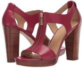 MICHAEL Michael Kors Berkley Sandal (Berry) Women's Dress Sandals