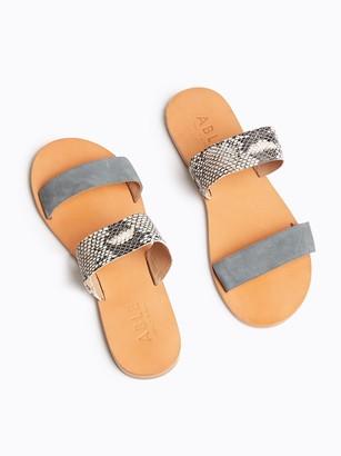 ABLE Joselyne Double Strap Sandal
