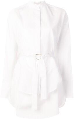 Stella McCartney Striped Shirt Dress