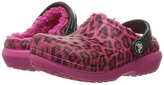 Crocs Classic Lined Graphic Clog Girls Shoes
