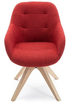 Red Swivel Chair Shop The World S Largest Collection Of Fashion Shopstyle
