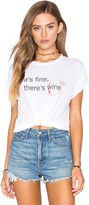 The Laundry Room It's Fine Rolling Tee