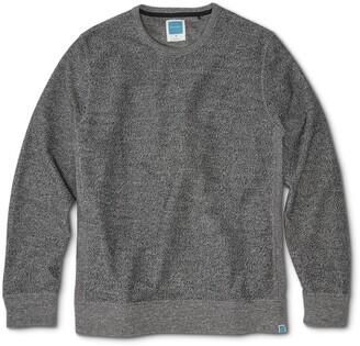 Jason Scott Reversed Crew Sweatshirt