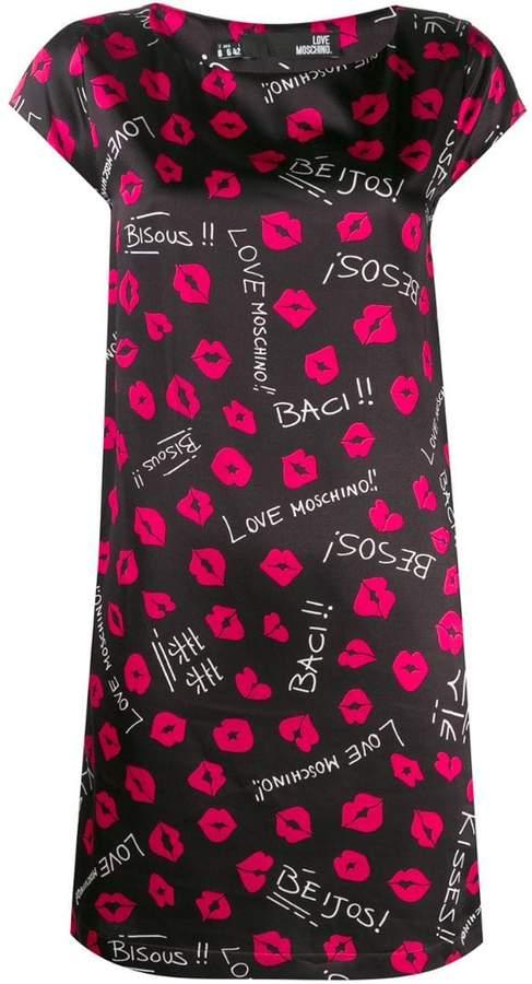 e01acd68de Love Moschino Black Dresses - ShopStyle