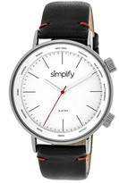 Simplify Unisex The 3300 Automatic Watch