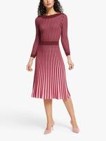Boden Rita Knitted Midi Dress