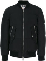 DSQUARED2 technical layer padded jacket