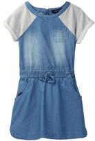 Vigoss Chambray Dress (Little Girls)