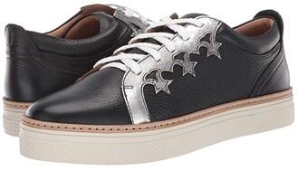 Lucchese Saddle Shoe (Cream/Olive) Women's Shoes