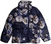 GUESS Floral Puffer Jacket (7-16)