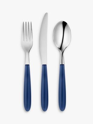 John Lewis & Partners Vero Cutlery Set, 2 Place Settings