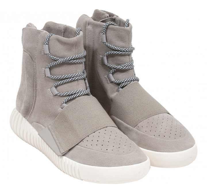 Yeezy X Adidas Boost 750 Other Suede Trainers