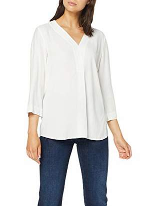 Gerry Weber Women's 260001-31471 Blouse, (White 99700), 18 (Size: )