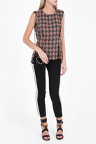 Isabel Marant Tweed Sleeveless Top