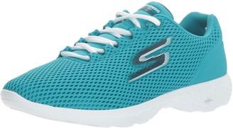 Skechers Womens Go Train-Hype Low-Top Sneakers
