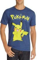 Freeze Pokémon Pikachu Character Graphic Tee